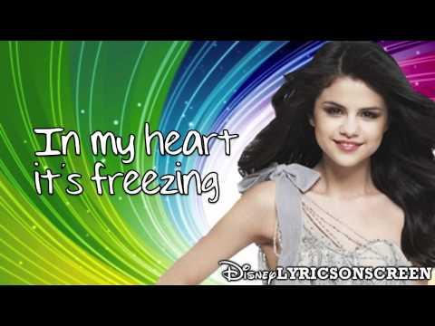 Selena Gomez & The Scene - Summer's Not Hot (Lyrics Video) HD