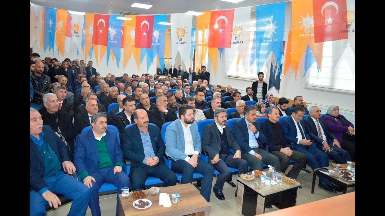 AK Parti Samsat İlçe Kongresi Yapıldı