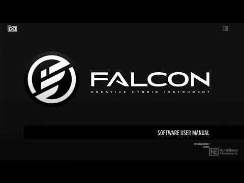 UVI Falcon 101: UVI Falcon: The Video Manual - 1. Introduction