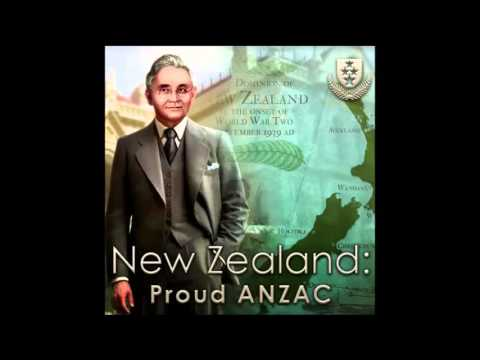 New Zealand - Michael J. Savage | War
