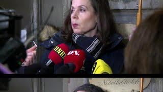 Svenska Akademien bryter allt samarbete med kulturprofilen - Nyheterna (TV4)