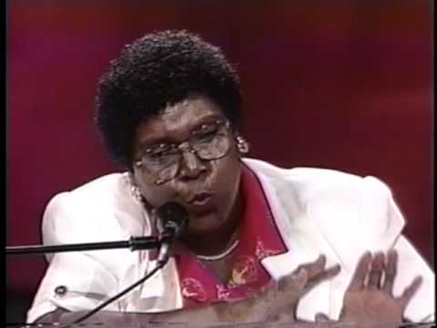 barbara jordan s 1976 democratic convention keynote On july 12, 1976, barbara jordan, a member of the us house of representatives, became the first african american woman to deliver the keynote address to the democratic national convention.