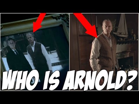 WHO IS ARNOLD?!? WESTWORLD THEORY & ADVERSARY REVIEW!