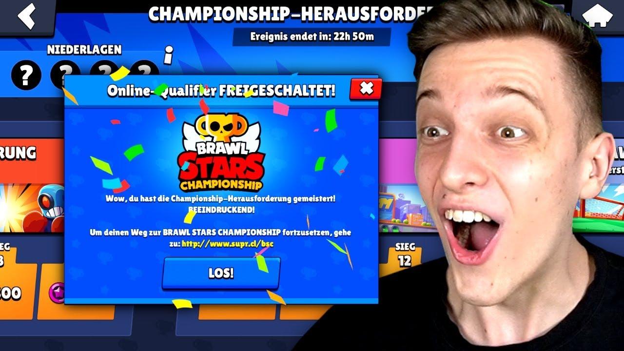 🔴15 SIEGE SCHAFFEN?! *NEUE* Championship Herausforderung mit OP Belohnungen! 😱 Brawl Stars deutsch