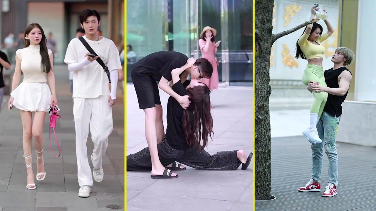 [抖 音] Street Couple Fashion Asian | Thời Trang Cặp Đôi Đường Phố #34