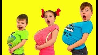 Дети и - Примеры правильного поведения