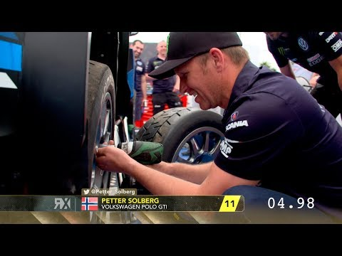Cooper Tire Europe's World RX driver challenge