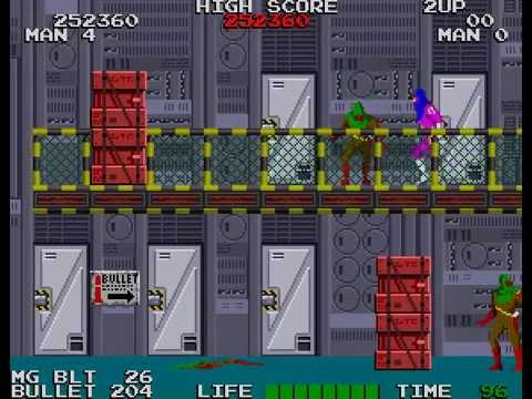 Arcade Longplay [492] Rolling Thunder