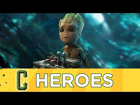 New Guardians of the Galaxy Vol 2 Trailer, CW Invasion Crossover - Collider Heroes
