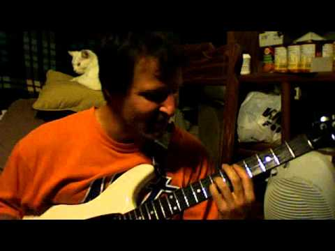 GUITAR - A# KEY MELODY - TURNED DISCOVERY - #5th CHORDS & KEY G