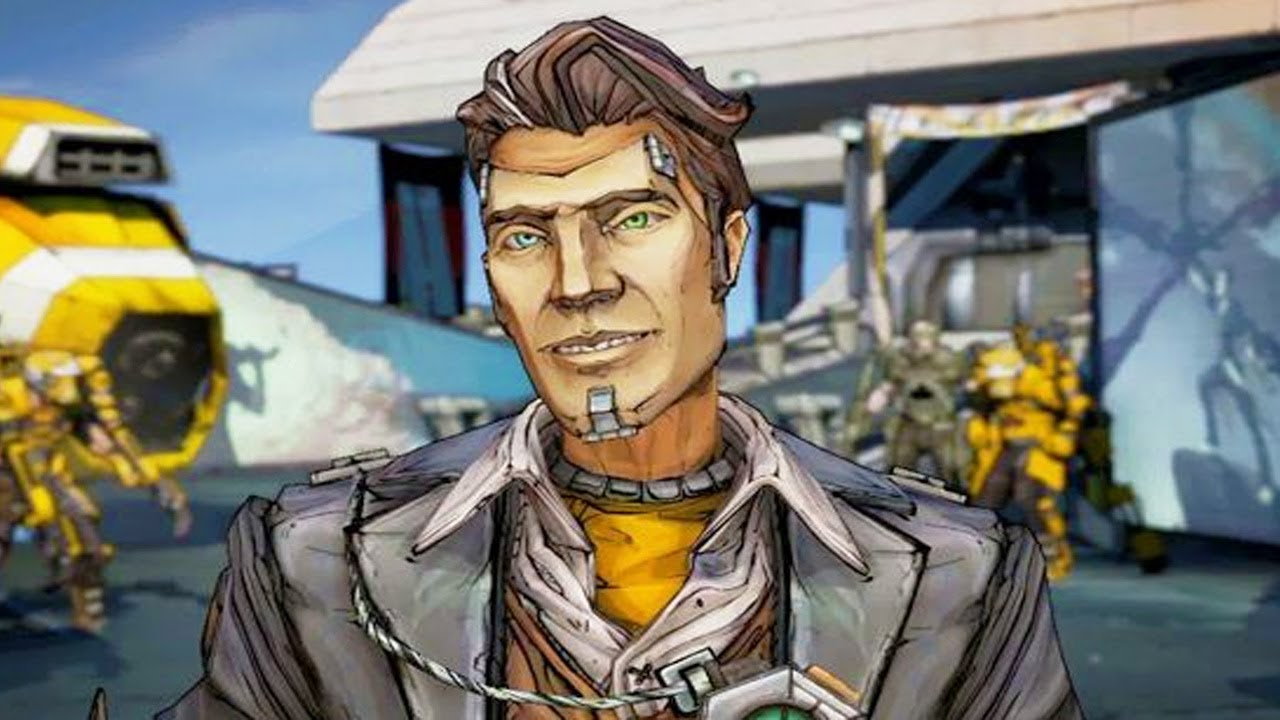 Handsome Jack Origin Story Borderlands 3 Side Mission