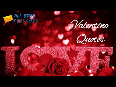 2018 Valentine Quotes - Short funny valentine quotes - Cute valentine day quotes