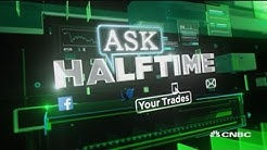 Does Facebook look good at these levels? #AskHalftime