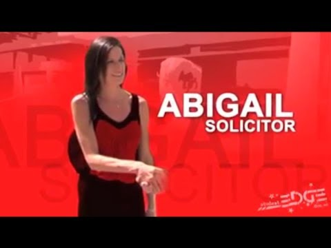 I Wanna Be a Solicitor