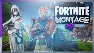 Fortnite: Battle Royal Clip Montage 2 (Funny & Epic Moments)