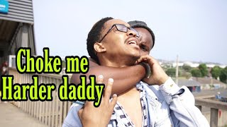 Download Leon Gumede Comedy - Ekasi Gangsters Ep 7 - Choke me harder daddy (Leon Gumede)