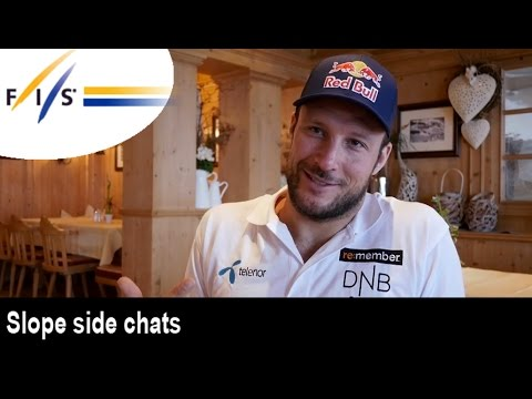 Focus on Aksel Lund Svindal - Dealing with an injury - Behin