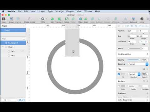Sketch app 3 cutmask out of a circle youtube sketch app 3 cutmask out of a circle ccuart Image collections