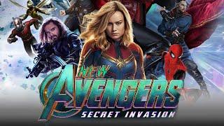 Captain Marvel 2 Spider-Man Secret Wars Team Up Film