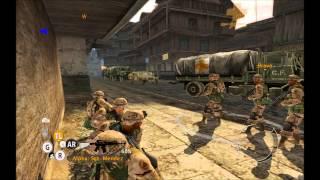 Full Spectrum Warrior: Ten Hammers- Mission 2 PC