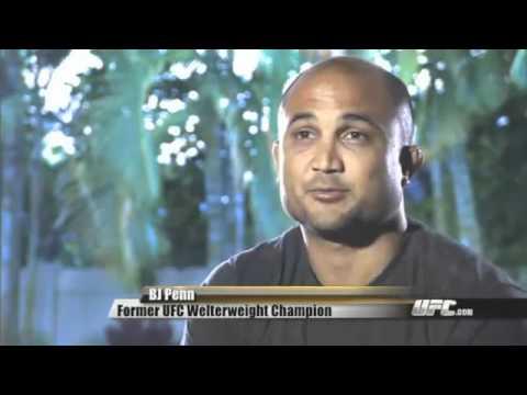 UFC 123: BJ Penn vs Matt Hughes
