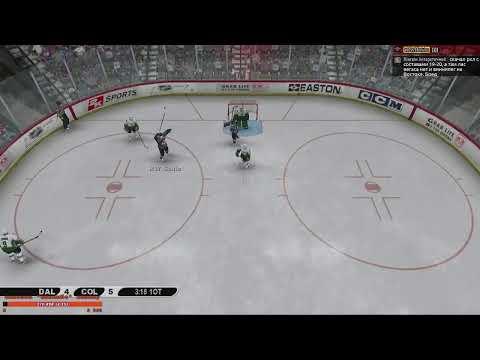 NHL 2K7 - первый хоккей на PS3; спустя 13 лет как играется в него? (озвучка) /18+/