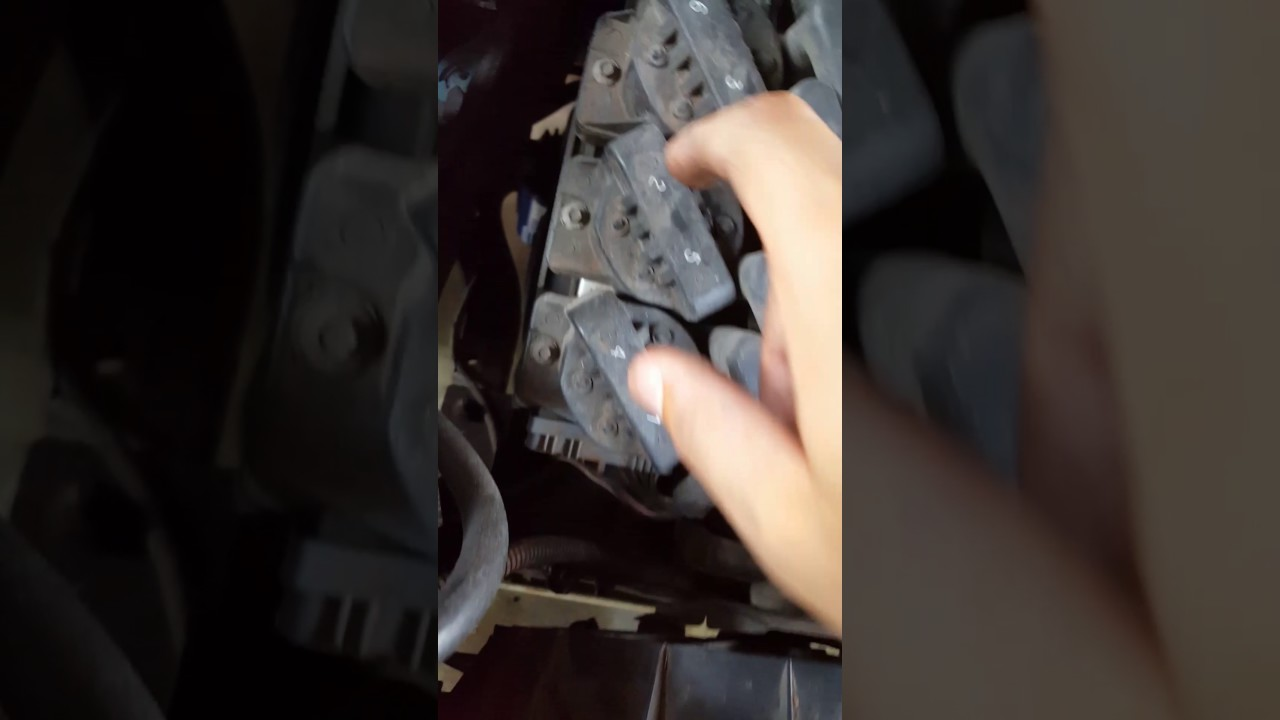 How To Change Spark Plugs On 2000 01 Impala Youtube 2001 3 4 Engine Wiring