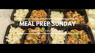 Meal Prep Sunday - Tips on What to Cook for The Week Ahead