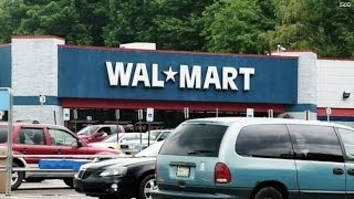 Child attacked in Walmart bathroom?