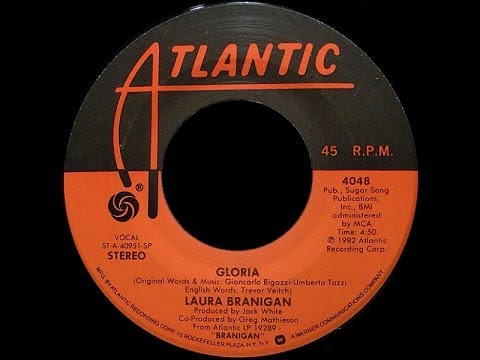 Laura Branigan ~ Gloria 1982 Disco Purrfection Version