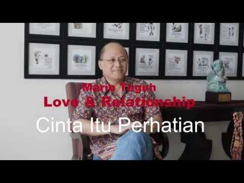 Cinta Itu Perhatian - Mario Teguh Love & Relationship