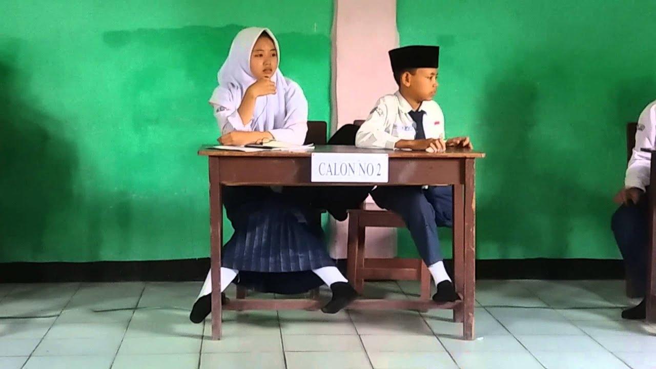 Debat Calon Osis Mts Mh Youtube