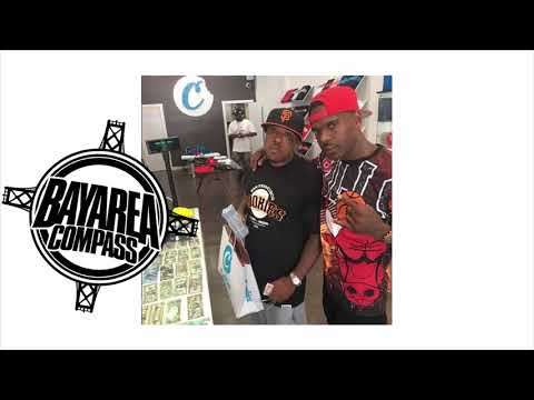 Messy Marv Speaks on Signing with Berner, Releasing 2 New Albums and More [BayAreaCompass]