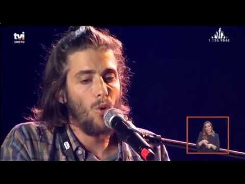 Salvador Sobral - A case of you - Meo Arena Junho 2017