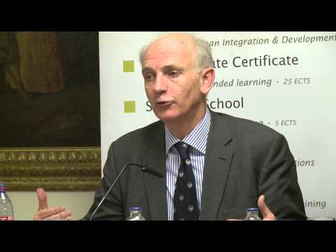 Europe, Geopolitics and Strategy with Professor Sir Hew Strachan