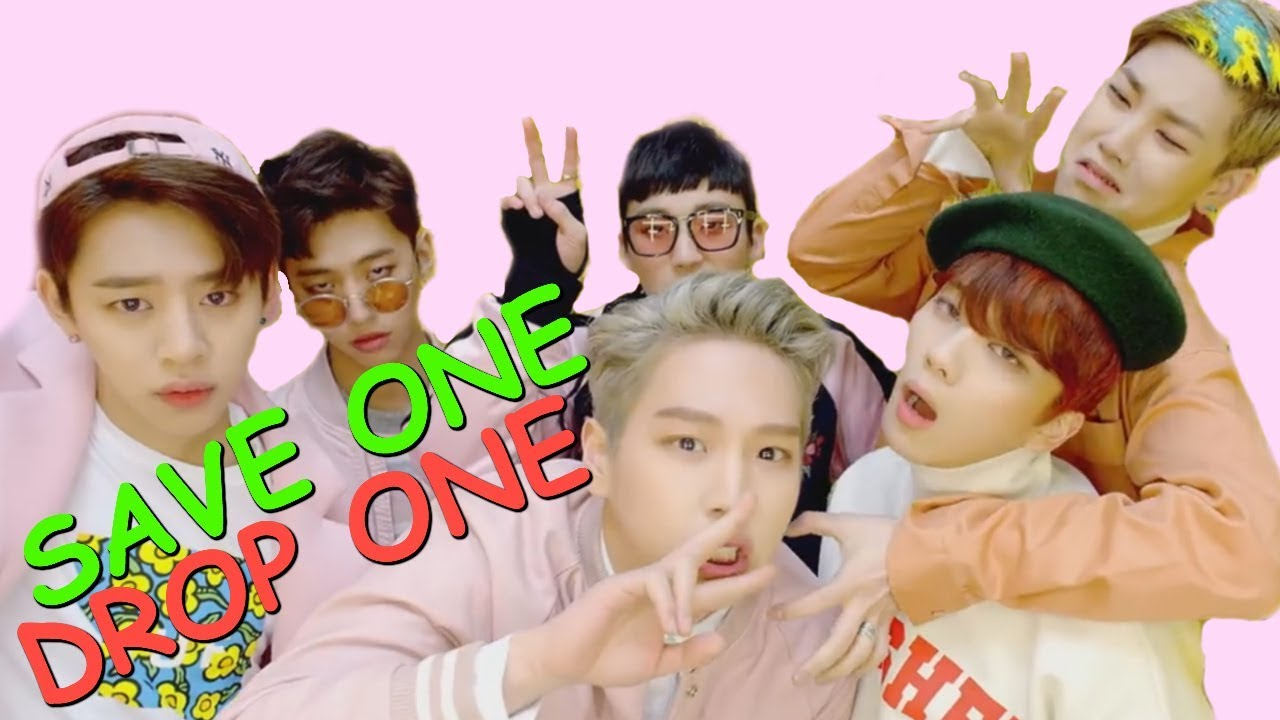 SAVE ONE DROP ONE KPOP SONGS (boygroups)