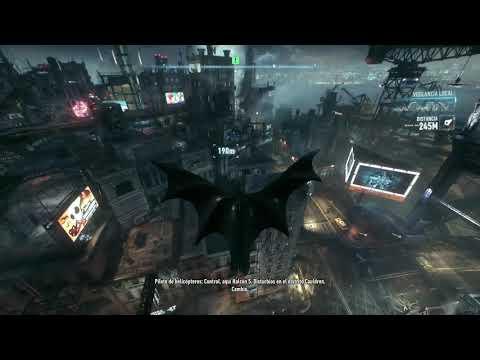 Guía - Batman Arkham Knight: Rescata al agente de policía desaparecido