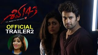 Shiva 143 2nd Official Trailer | Shiva 143 Movie New Trailer | Sagar Sailesh || Yeisha Adarah | FL