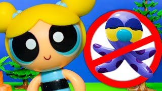 Bubbles' toy Octy goes missing and the PowerPuff Girls Try to Find Him