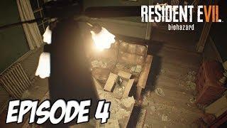 Resident Evil 7 Ep 4 w/Pavkata