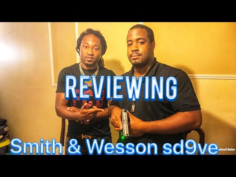 Reviewing A Smith & Wesson SD9VE From A Black Perspective