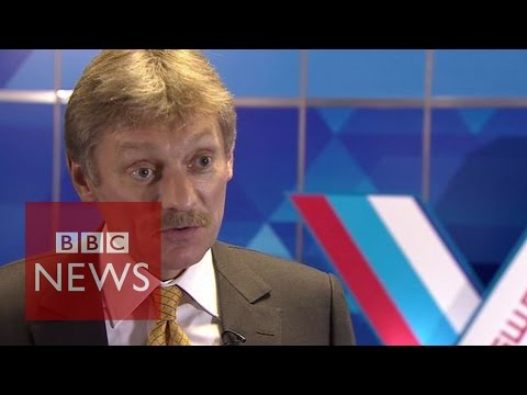 'We have our red lines' says Putin's chief spokesperson Dmitry Peskov