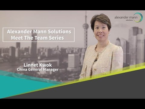 Meet The Team - Linnet Kwok, China General Manager