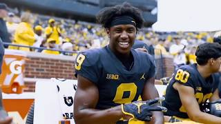 Michigan Football Hype 2019 (Speed In Space)