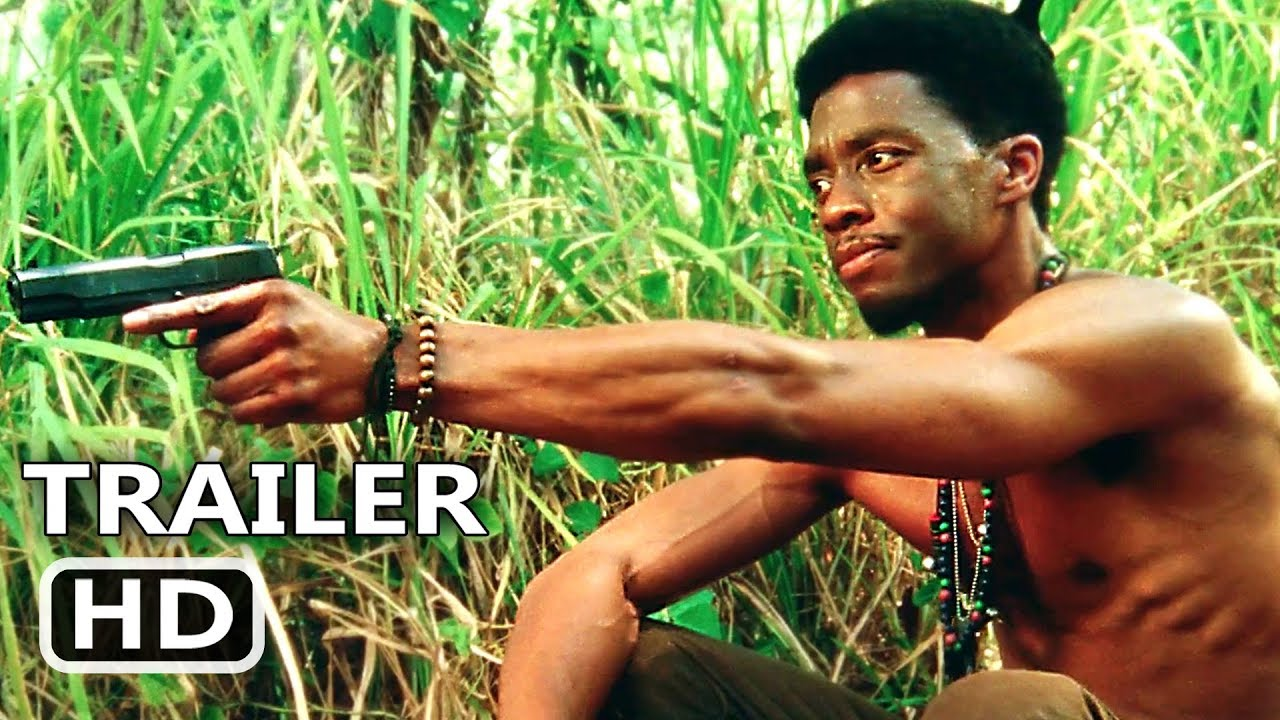 DA 5 BLOODS Official Trailer (2020) Chadwick Boseman, Spike Lee Movie HD
