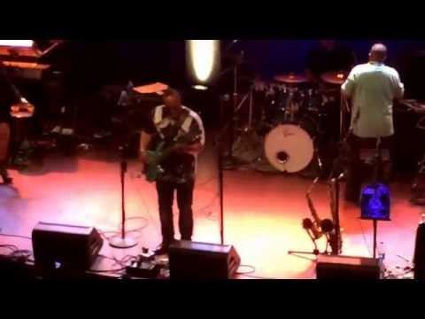 Breakwater performing