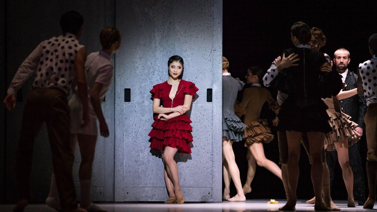 »CARMEN« by Johan Inger - Trailer Semperoper Ballett