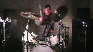 Lizard King by The Destroyed with Bert Switzer on Drums