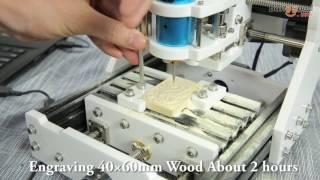 EleksMaker EleksMill CNC Micro Engraving Machine Without Laser Module