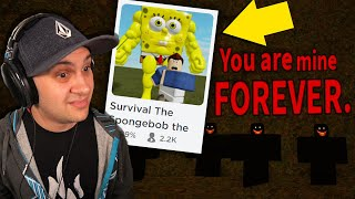 So I Played Flamingo's REALLY WEIRD SURVIVAL Game... | Roblox